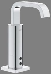 Grohe Allure e electronische wastafelkraan koud met batterij chroom 36099000
