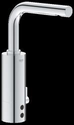 Grohe Essence e electronische wastafelkraan met waste met batterij chroom 36094000