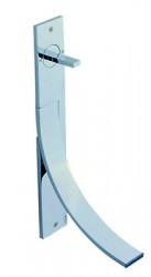 Cisal Wave wastafelmengkraan inbouw RVS WA0035102A