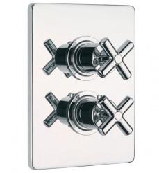 Huber Suite Inbouw thermostaat met stopkraan 239Q51HNS
