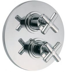 Huber Suite Inbouw thermostaat met stopkraan 23951HCR