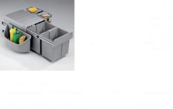 Selectakit Corner Masterboy 2 afvalemmer Hoekkasten 8012012