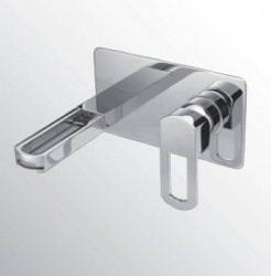 Huber Dado Cascade inbouw wastafelmengkraan DC.002511.21
