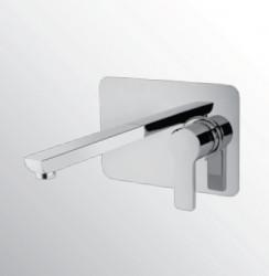 Huber Soft inbouw wastafelmengkraan chroom SF.002510.21