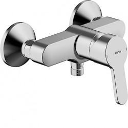 Hansa Primo douchekraan 15 cm. chroom 49450103
