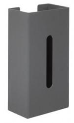 Emco Monolith tissuepapierhouder 123x235x80 mm. 975716800