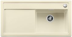 Blanco spoelbak Zenar XL 6 S BR opbouw jasmijn 516019