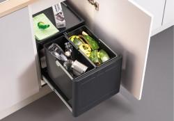Blanco Afvalsorteersysteem Botton Pro 45 automatisch 517468