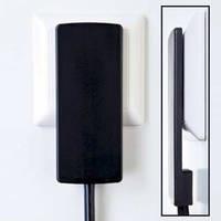 EVOline Plug zwart 00 8845