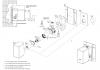 Waterevolution Flow inbouw douchethermostaat met 2 uitgangen mat wit T132TBBR