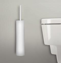 Waterevolution Deep toiletborstelset wand mat wit A241BR