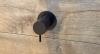 Waterevolution Flow inbouw douchethermostaat mat zwart met ronde rozet 1208778082