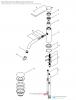Waterevolution Flow wastafelkraan mat zwart T111PR