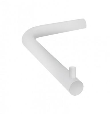 Waterevolution Flow Toiletrolhouder zonder klep mat wit A130BR