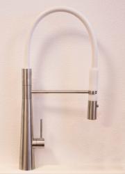 Rubio Inox semi-profi keukenkraan met spoeldouche volledig 316 RVS 1208833982