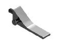 Zazzeri Rem baduitloop 250 mm met omsteller Chroom 3500D403A00CRCR