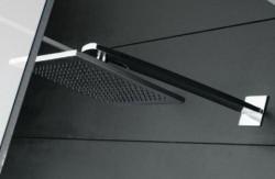 Zazzeri Regendouche voor wandmontage met douchearm chroom 260 mm 1208848952
