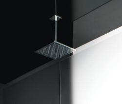 Zazzeri hoofddouche 260 mm met plafondaansluiting 850 mm chroom 1208849282