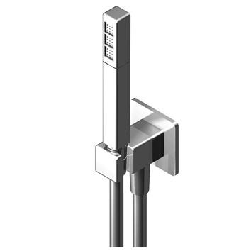 Zazzeri Inbouw Handdoucheset Chroom 41000414A00CRCR