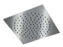 Zazzeri Regendouche vierkant 300 x 300 mm chroom 6700SO06A00CRCR