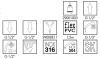 Zazzeri Z316 inbouw douchemengkraan met omsteller en handdouche - compleet zonder afdekplaat - RVS 1208857032
