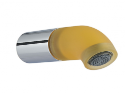 Zazzeri pop baduitloop 123mm RVS - oranje 1208859192