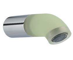 Zazzeri pop baduitloop 123mm RVS - groen 1208859202