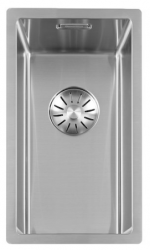 Lorreine Superplug rvs spoelbak 17cm 17SP 1208920488