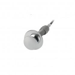 Caressi CA505WRCH wasteknop trekknop rond Chroom 1208920592
