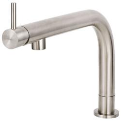 CARESSI Stainless steel eenhendel keukenmengkraan RVS volledig roestvrij staal CA109I ECO 1208920628