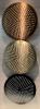 Rubio Inox inbouw wandmengkraan 190 volledig RVS in PVD kleur geborsteld koper 1208920698