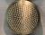 Rubio Inox regendouche 300mm volledig RVS in PVD kleur geborsteld goud 1208920715