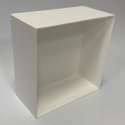 Solid-S inbouw opbouw of half inbouw solid surface nis voor de badkamer 300x300x150 1208920887 sfeer