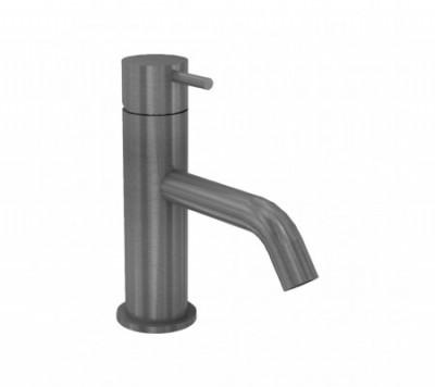 Waterevolution Flow wastafelmengkraan PVD gun metal T110GME