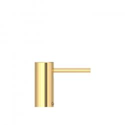 Quooker Nordic zeepdispenser zeeppomp goud ZPNGLD