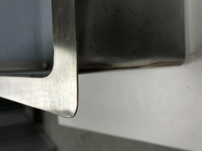 OUTLET Franke Bolero Plus R10 BXX 210.50.37 spoelbak vlak inbouw 1270496645 schade