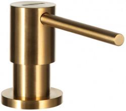 Ausmann Elbe inbouw keuken zeepdispenser PVD goud 1208952330