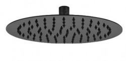 Rubio Ronda Luxe Regendouche mat zwart Ø30 cm metaal 1208952906