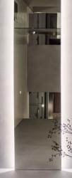 Topline badkamerspiegel verticaal 45x110cm met LED indirect links en rechts 1208953110