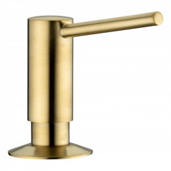 Rubio Modern Inbouw Zeepdispenser PVD Gold 1208953301