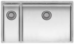Reginox New York 1,5 RVS spoelbak 18x40 + 50x40 T09T7LLU08GDS R27790