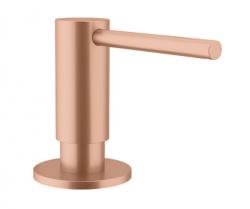 Franke Atlas koperen Inbouw zeepdispenser pvd copper 1208953789
