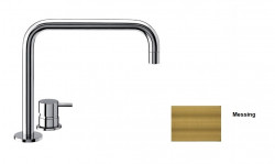 Waterevolution Flow 2-gats wastafelkraan Gun Metal T112HLE