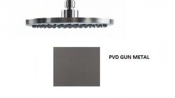 Waterevolution Flow hoofddouche 250mm PVD Geborsteld Koper T164325GME