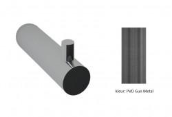 Waterevolution Flow handdoekhaakje PVD geborsteld koper A150CPE (kloon)
