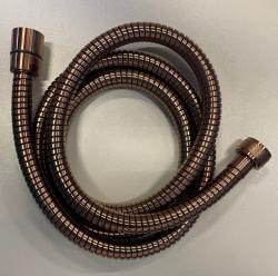 Rubio Inox doucheslang 150 cm PVD Copper koper 1208954422