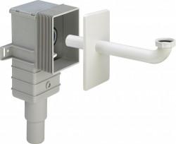 OUTLET Viega korfplug voor gat 90mm Kunststof 7128 1.1/2 x 114,5mm 109967 (kloon)