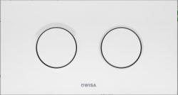 OUTLET Wisa XT Juno Bedieningspaneel wit 8050.419301