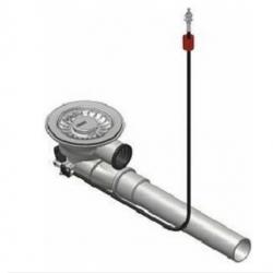 OUTLET Franke 112.0173.072 waste inrichting voor semi integraal plug