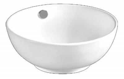 Blusani Cera opbouw waskom 37,5 cm wit BC204501